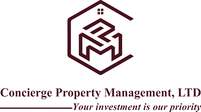 Concierge Property Management Logo